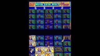 NEW GAME Money Roll Slot Machine free games bonus