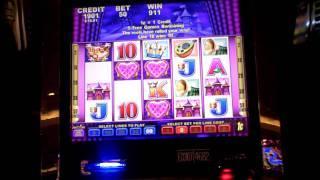 Harlequin Hearts Bonus Slot Win at Parx Casino