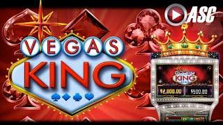 *NEW GAME* VEGAS KING | Ainsworth - Slot Machine Bonus Win