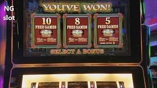 •NEW • 88 Fortunes Slot Machine  Bonus Won 8x-88x!!! Live Play