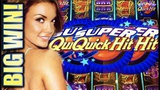 •BIG WIN!• PLAYBOY HOT SHOT & SUPER QUICK HIT PLAYBOY Slot Machine Bonus