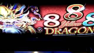888 Yellow Dragon Machine Free spins Feature