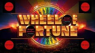 WHEEL OF FORTUNE NEW ORLEANS ~ Big Wheel Frenzy Spin!! ~ Live Slot Play @ San Manuel