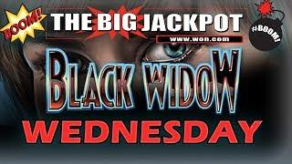 •️ HIGH LIMIT •️ WIDOW WIN WEDNESDAY • with The Big Jackpot