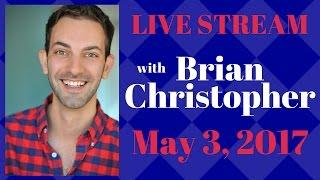 • LIVE STREAM • Chat and Q+A & Patreon Giveaways & Unboxing! • with Brian Christopher in LA