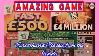 """FANTASTIC Scratchcard Game(This was our 500+Subscribers Special).""""Coming soon""""Our ★ Slots ★11,000★ S"""