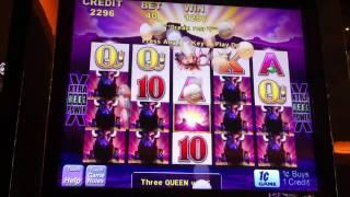 Aristocrat 5 Buffalo Slot Win - Parx Casino - Bensalem, PA