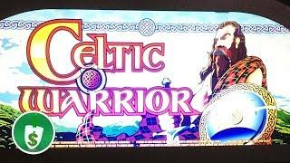 Celtic Warrior slot machine, bonus