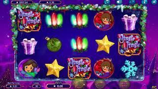 Jingle Jingle slot from Booming Games - Gameplay