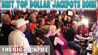 • BEST OF 2018 • Top Wins on Top Dollar •HUGE JACKPOTS 2018   The Big Jackpot