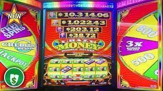 •️ New - Crazy Money Double Deluxe slot machine, bonus
