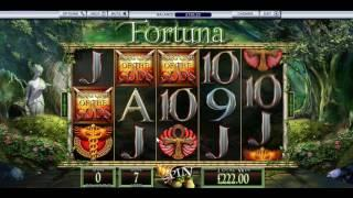 Fortune of the Gods Slot (Blueprint) - Fortuna Freespins - Mega Big Win
