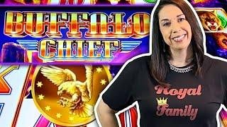 BUFFALO CHIEF is TOUGH ! But ULTRA HOT FIRE LINK is HOT HOT HOT !!