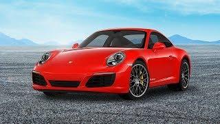 Win a 2018 Porsche • 911 Carrera This July at San Manuel •