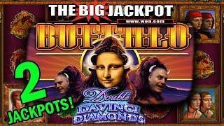 2 JACKPOTS BACK 2 BACK • LINE HIT + BONUS HANDPAYS • w/ The Big Jackpot