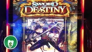 • Sword of Destiny slot machine, bonus