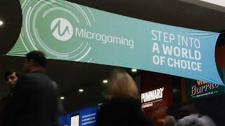 Microgaming at ICE London 2020 - Day 2