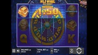 Wild Wheel Big Money - Bonus Wheel! • BigWinVideos