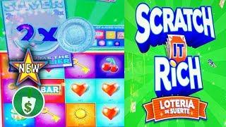 •️ New - Scratch It Rich Loteria de Suerte slot machine, bonus