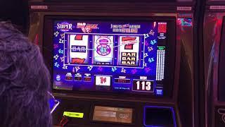 Hot Roll Dice Bonus at Kickapoo Lucky Eagle Casino