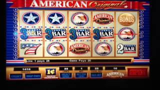 American Original slot machine Bonus Spin Winner