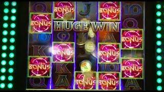 I GOT A TON OF FREE SPINS ON VALKYRIES • GOLD BONANZA • MEGA VAULT AND MORE SLOT MACHINE WINS!