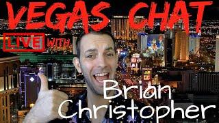 •LIVE - VEGAS Chat with Brian Christopher - Rudies Weekend Info and More!