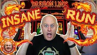 I Can't Believe This! •INSANE Dragon Link Run Pt. 2! •So Many Wins! •| The Big Jackpot