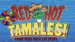 •Hot Tamales Slot Machine Live Play•