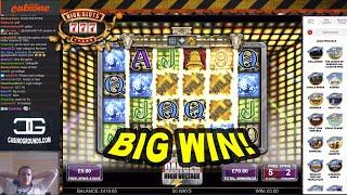 BIG WIN on Danger High Voltage Slot - £5 Bet!