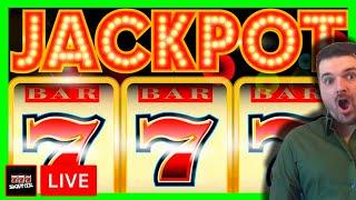 The NEWEST Slots You Ever Done Seen! Casino LIVE Stream W/ SDGuy1234