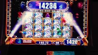 Mystical Unicorn-WMS Slot Machine Bonus