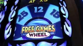 Fireball II After Burn Slot Machine Bonuses