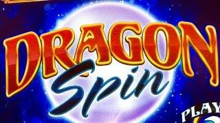 NEW! Dragon Spin Slot Machine-Bonus-Bally Technologies