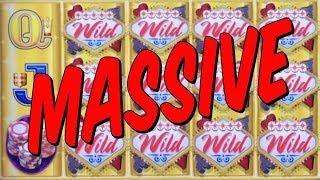 MASSIVE WIN on GOLD BONANZA! • HIGH LIMIT! • DANCING DRUMS MAX BET BONUS • EZ LIFE SLOT JACKPOTS