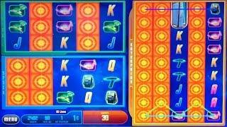 Star Trek slot machine, Live Play & Bonus