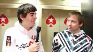 EPT Tallinn 2010 Make Us Laugh - PokerStars.com