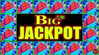 OMG 3 BIG JACKPOTS BACK TO BACK! THIS MACHINE WAS ON FIRE HIGH LIMIT SLOTS