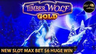⋆ Slots ⋆️NEW! TIMBERWOLF GOLD⋆ Slots ⋆️BETTER THAN HANDPAY WINNING | FREE PLAY TO OVER $1000 PROFIT