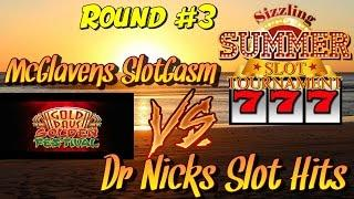 Summer Sizzle Slot Tournament (Round #3) - Gold Pays Golden Zodiac