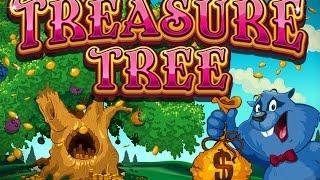 Watch Treasure Tree video at Slots of Vegas
