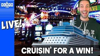 • LIVE • Cruisin' for a WIN • @ San Manuel Casino • BCSlots