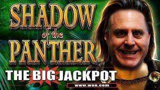 DOUBLE JACKPOTS - ON - SHADOW OF THE PANTHER