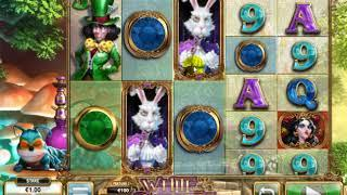 White Rabbit new Megaways slot from Big Time Gaming!!