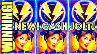 NEW SLOT! LADIES & CASH! ⋆ Slots ⋆ CASH JOLT (GRAND PALACE) Slot Machine (AGS)