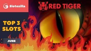 Online Slots - the Best of Red Tiger. Top 3 Slots of June 2019