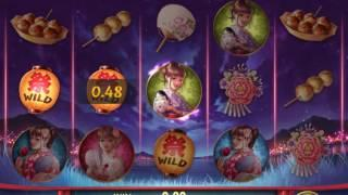 Matsuri - new Play N Go slot preview by Dunover. Good game!