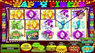 Happy Circus• online slot by TopGame Technology | Slototzilla video preview