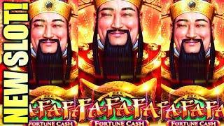⋆ Slots ⋆NEW SLOT! SURPRISE BIG WIN!⋆ Slots ⋆ FA FA FA FORTUNE CASH Slot Machine (Aristocrat Gaming)