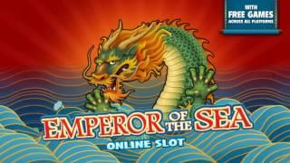 Emperor of the Sea Online Slot Promo